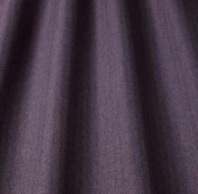 purple curtain