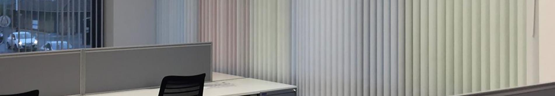 Multicoloured Office Blinds