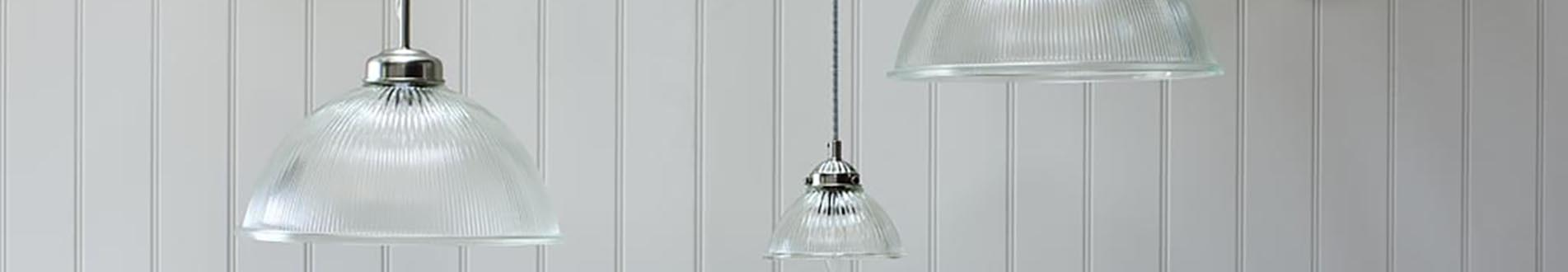 glass ceiling lamps