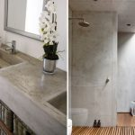 Wetroom Concrete design