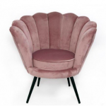 Petal scallop chair